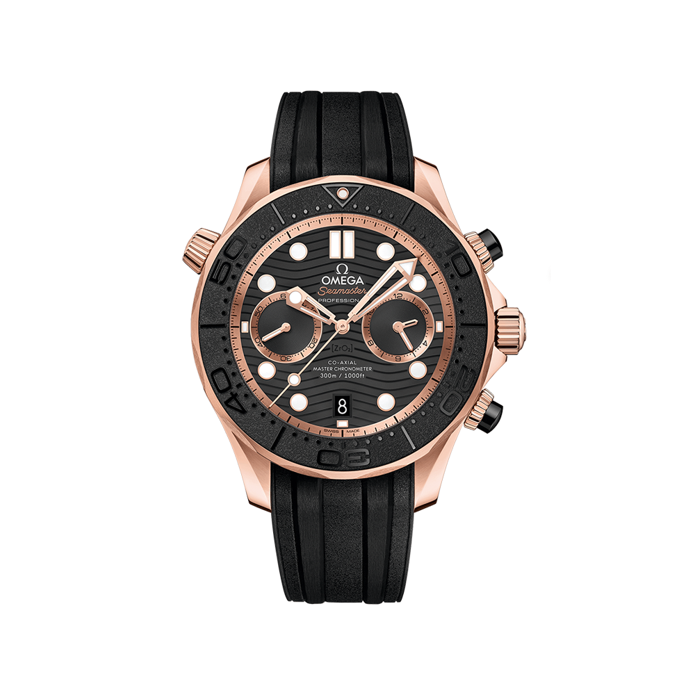 DIVER 300M CO-AXIAL MASTER CHRONOMETER 44 mm ref. 210.62.44.51.01.001