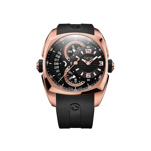 Klepcys Chronograph Full Rose Gold