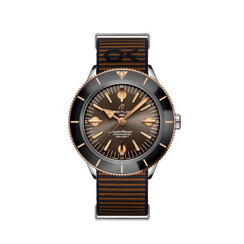 SUPEROCEAN HERITAGE '57 OUTERKNOWN LIMITED EDITION ref. U103701A1Q1W1